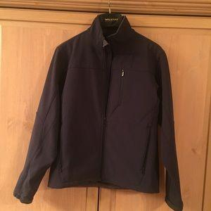 Tech by Tumi Men's blue zip up jacket size S
